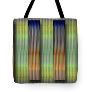 Cinetism - Abstract Tote Bag