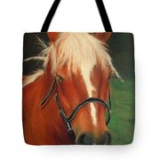Cinnamon The Horse Tote Bag