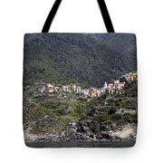 Cinque Terre 5 Tote Bag