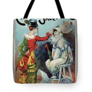 Cirage Jacquot And Cie - Vintage French Advertising Poster Tote Bag