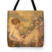 Circe And Anatol 1926 Tote Bag