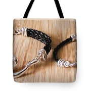 Circle Hook Bracelet Tote Bag