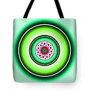 Circle Motif 229 Tote Bag