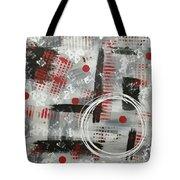 Circle Of Design  Tote Bag