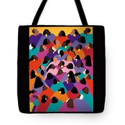 Circle Of Promise Tote Bag