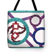 Circle Time Tote Bag