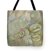 Circles In Circles Tote Bag