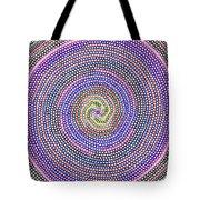 Circles Of Circles In Circles Tote Bag