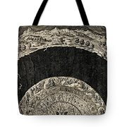 Circles Of Hell And Limbo, Jan Wierix Tote Bag
