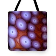 Circles Of The Deep Tote Bag