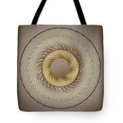 Circular Abastract Art 5 Tote Bag