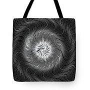 Circular Abstract Art 7 Tote Bag