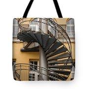 Circular Staircase Tote Bag