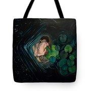 Circular Symetry Tote Bag
