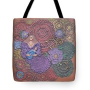 Circulo Mother And Child Tote Bag