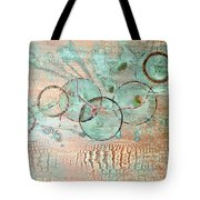 Threads Of Possibility Tote Bag