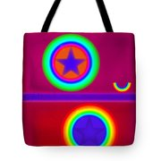 Circus Act Tote Bag