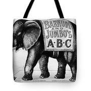 Circus: Jumbo, C1882 Tote Bag