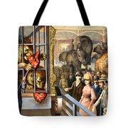 Circus Poster, C1891 Tote Bag