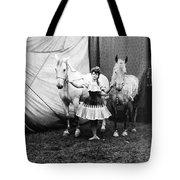 Circus: Rider, C1904 Tote Bag