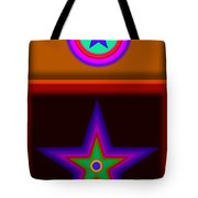 Circus Star Tote Bag