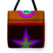 Circus Star Tote Bag