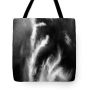 Cirrus Clouds Nature Patterns Tote Bag