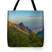 Chiscos Mountain Park Tote Bag