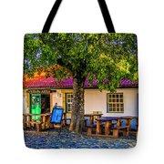 Citadel Cafe Tote Bag