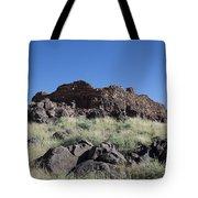 Citadel Pueblo Tote Bag