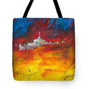 Citadelle Andalouse Tote Bag