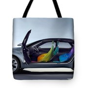 Citroen Hypnos Interior Tote Bag