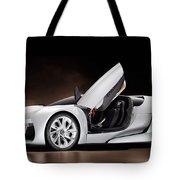 Citroen Supercar Concept Tote Bag