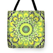 Citrus Shoe Dance Tote Bag