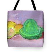 Citrus Squeezer Tote Bag