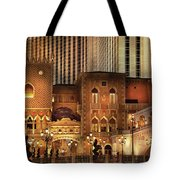 City - A Touch Of Sicily Tote Bag