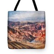 City - Arizona - Grand Hills Tote Bag