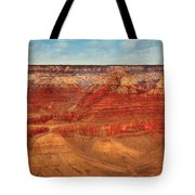 City - Arizona - The Grand Canyon Tote Bag by Mike Savad