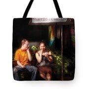 City - Ny - Mariebelle Gelato  Tote Bag
