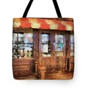 City - Ny 77 Water Street - Candy Store Tote Bag