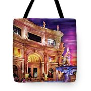 City - Vegas - Mirage - The Entrance Tote Bag