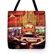 City - Vegas - O'sheas Casino Tote Bag