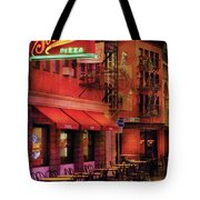 City - Vegas - The Pizza Joint Tote Bag