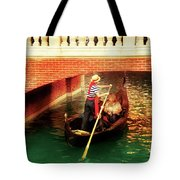 City - Vegas - Venetian - That's Amore Tote Bag