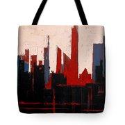 City Abstract No. 1 Tote Bag