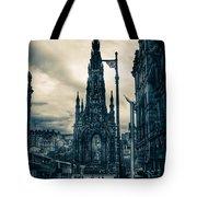 Edinburgh City Tote Bag
