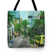 City Beautiful - Downtown Orlando Fl Tote Bag
