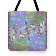 City Blox Light Tote Bag