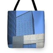 City Blues Tote Bag