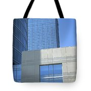 City Blues Tote Bag